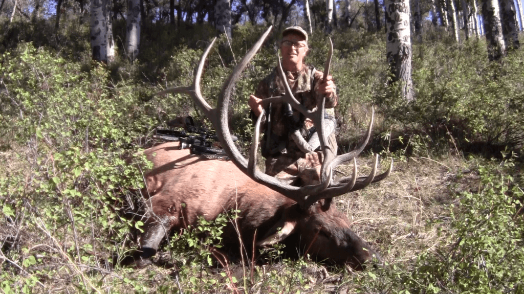 Season 2, Trophy Elk DIY