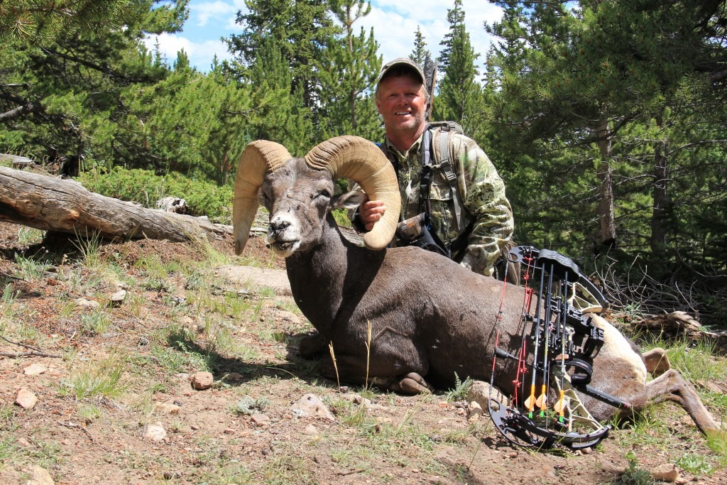 Season 3, Colorado Bighorn