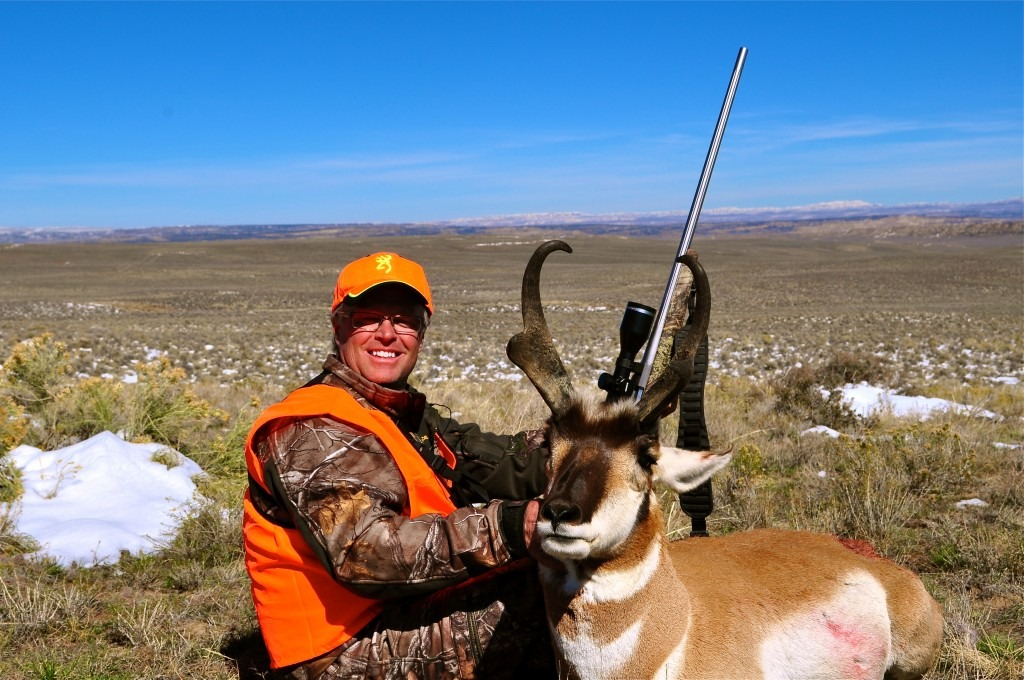 Season 3, Colorado Pronghorn