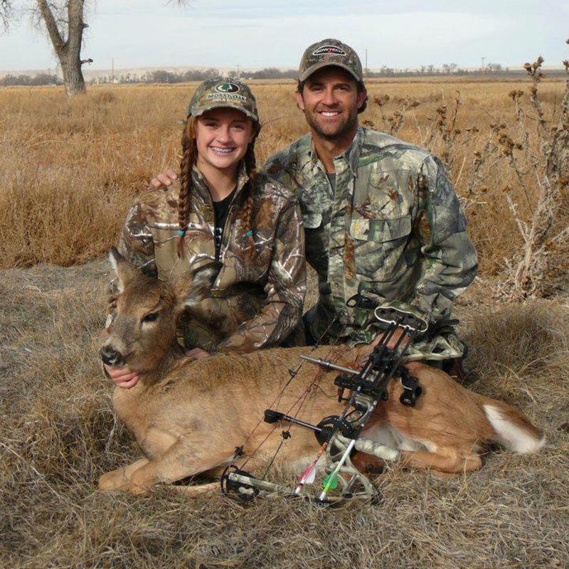 Daughter Samantha's first deer