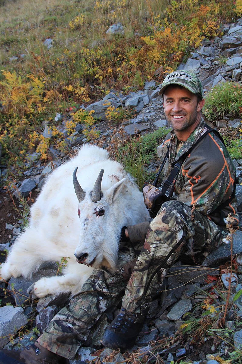 diy mountain goat hunting | Pure Hunting