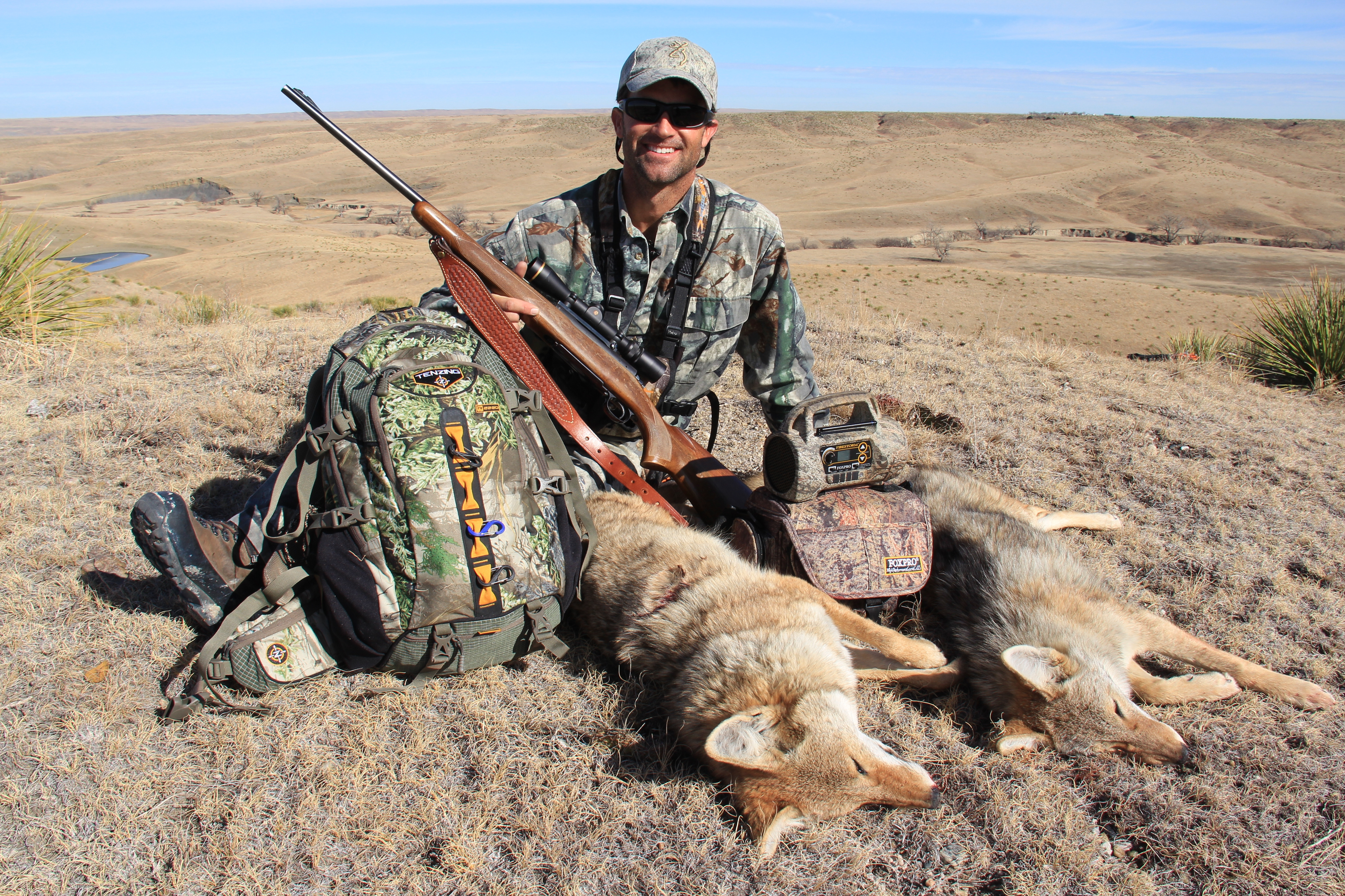 f163492b1688f Coyote Hunting 101 | Videos, Gear, Tips, and Tactics - Pure Hunting