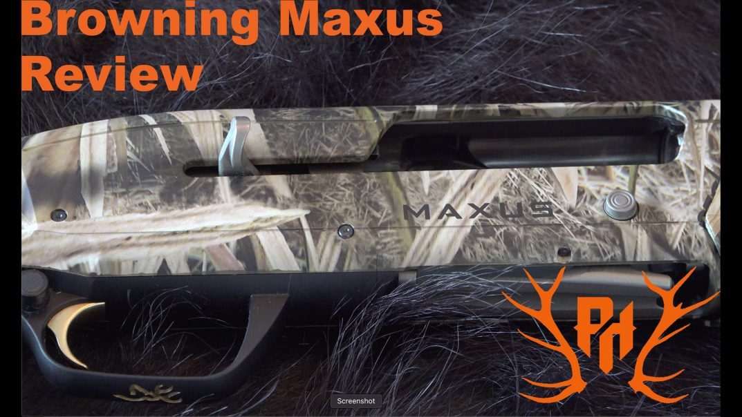 Choosing an All-Around Shotgun maxus feature pic